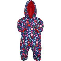 Toby Tiger Baby Snowsuits