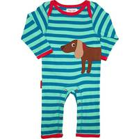 Toby Tiger Baby Sleepsuits
