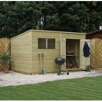 Gardens and Homes Direct Sheds