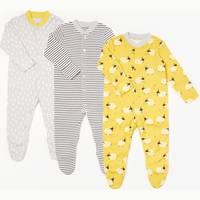 John Lewis Baby Sleepsuits