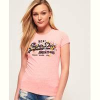 Superdry Women's Logo T-Shirts