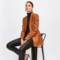 Karen Millen Leather & Suede