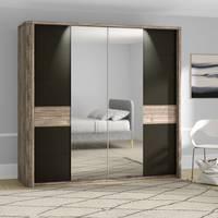 Ebern Designs 4 Door Wardrobes
