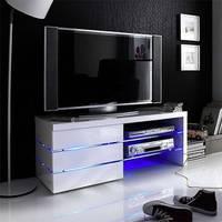 Furniture In Fashion White High Gloss TV Units