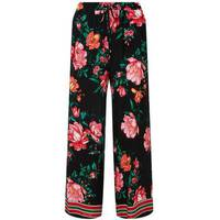 Dorothy Perkins Womens Black Trousers