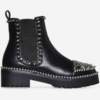 Women's Ego Shoes Leather Boots
