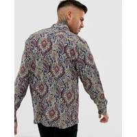 Men's Print Shirts from ASOS