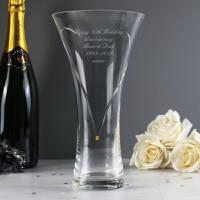 Swarovski Vase