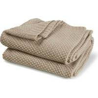 Knit Throws and Blankets from B&Q