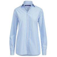 Ralph Lauren Womens Striped Shirts