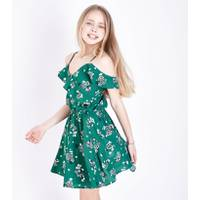 New Look Girl's Floral Dresses
