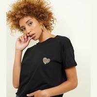 New Look Womens Logo T-Shirts