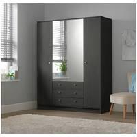 Argos 4 Door Wardrobes