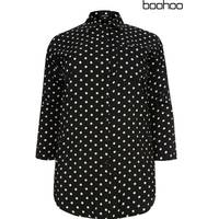 Women's Plus Size Shirts from Boohoo