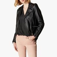 Womens Leather Biker Jackets from Karen Millen