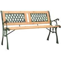 vidaXL Cast Iron Benches