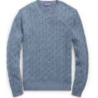 Ralph Lauren Purple Label Mens Knit Sweaters