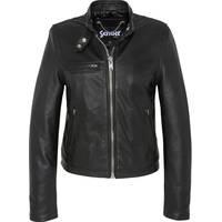 Womens Leather Biker Jackets from La Redoute