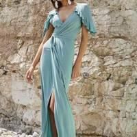Paisie Wrap Dress