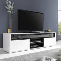 Furniture123 White High Gloss TV Units