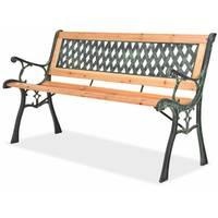 ManoMano UK Wrought Iron Benches