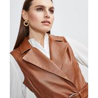 Karen Millen Leather & Suede