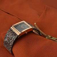 Seksy Watches With Swarovski Crystal